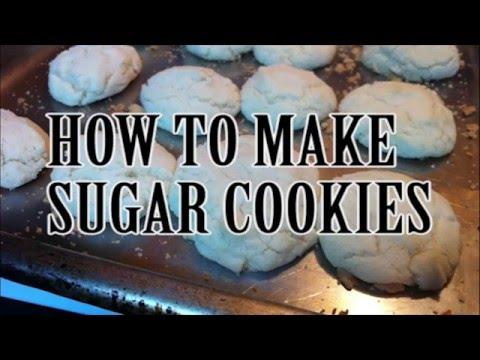 Advertisement Segment for Chemistry: Sugar Cookies