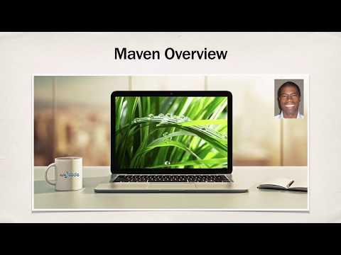 Maven Tutorial #1 - Overview Part 1