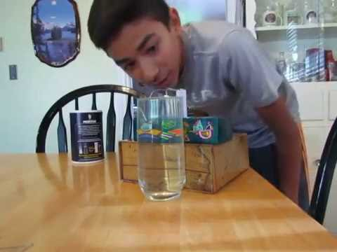 HOW TO SEPARATE HYDROGEN AND OXYGEN FROM WATER