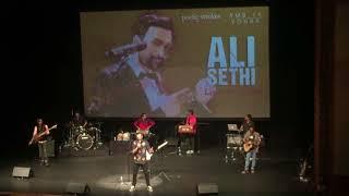Ali Sethi -Prelude to Sammi Meri vaar - Ali Sethi - Live in Dubai 10 March 2018