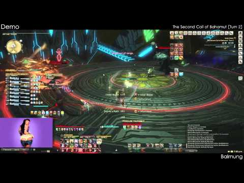 FFXIV [Demo] The Second Coil of Bahamut [Turn 2/Turn 7]