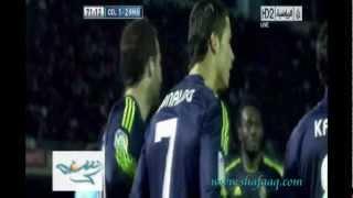 ريال مدريد 2-1 سيلتا فيغو الدوري الأسباني
