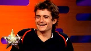 Orlando Bloom On The Perils of Dating When You're Famous | The Graham Norton Show CLASSIC CLIP
