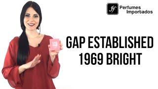 Perfume Gap Established 1969 Bright Feminino - Eau de Toilette