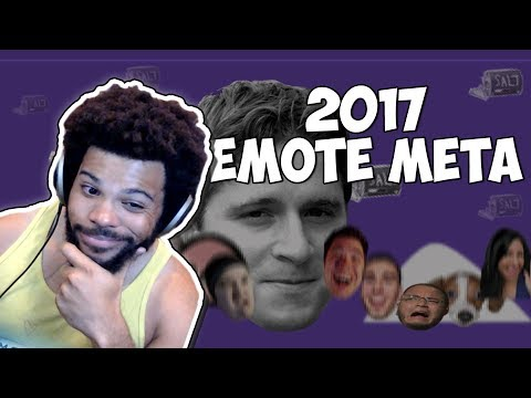 Trihex's complete breakdown of the Twitch Subscriber Emote Meta (in 2017)