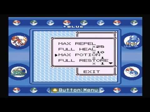 Pokemon Blue Playthrough- Part 48 (To Viridian Gym)