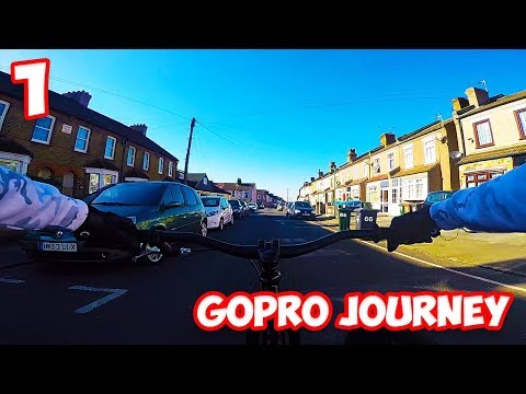 GoPro Journey - Ep  1 (POV)