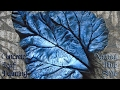 Concrete Leaf Painting | Natural Blue Style