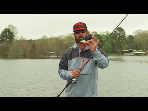 Catch Spring Bass - Locate Pre-Spawn Fish - Mike Iaconelli