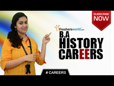 CAREERS IN BA HISTORY – M.A,P.Hd,Institutions,Distance Education,Teaching Jobs,Govt Job Openings