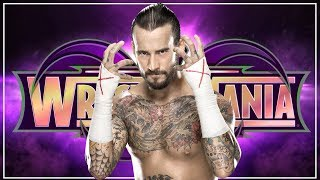 BREAKING WWE NEWS! CM PUNK SET TO SIGN WITH WWE! CM PUNK TO HEADLINE WRESTLEMANIA 34 FOR WORLD TITLE
