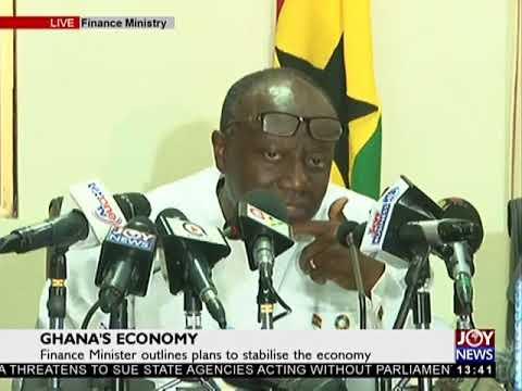 Ghana's Economy - Joy News (26-2-18)