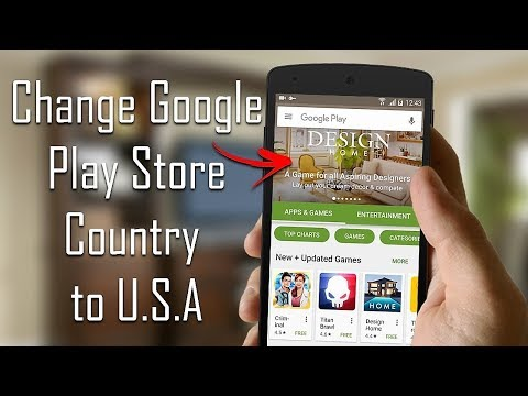 How to change country in play store in very easy steps