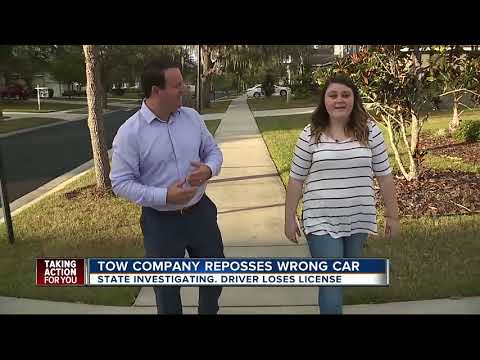 Woman's Toyota gets repossessed several times despite car note being paid