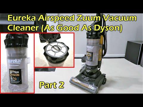 Eureka Airspeed Zuum Vacuum Cleaner - Part 2