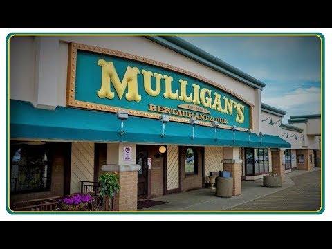 Closed For Business - Mulligans Pub Belden Village Canton Ohio
