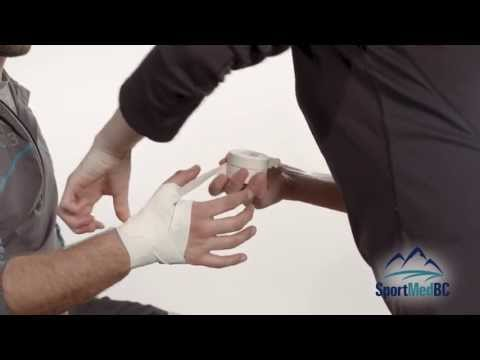 SportSmart: Athletic Taping - Thumb