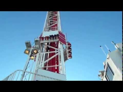 Las Vegas, Stratosphere, Big Shot Ride 2009