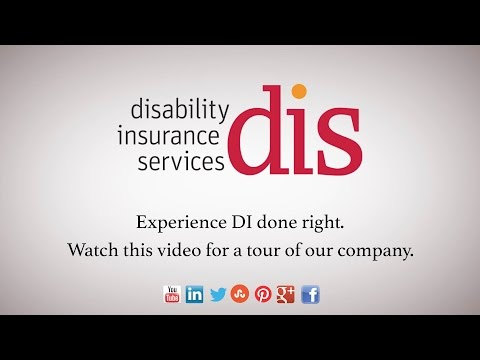 Welcome to Disability Insurance Services