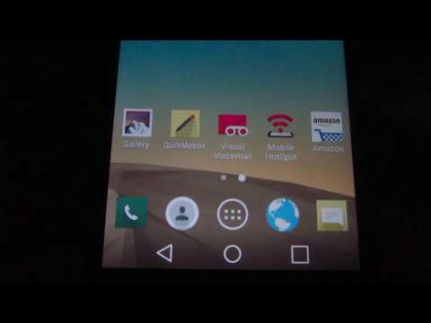 How to delete Icons and Widgets from the Home screen (Android)