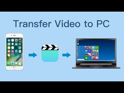 Transfer iPhone X/8 Plus/8 Videos to PC without iTunes & iCloud. No Data Loss!