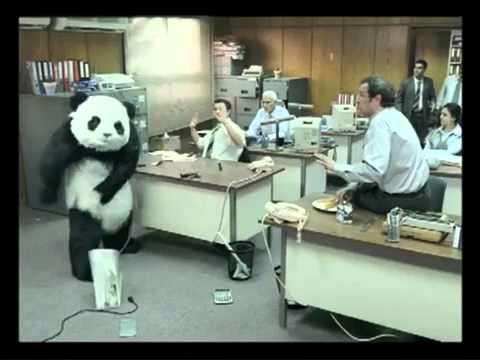 Crazy Panda Commercial