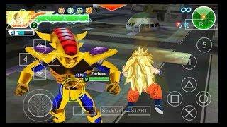 DBZ TTT New Super Mega Mod Dragon Ball Super Heroes+New ataques BT3