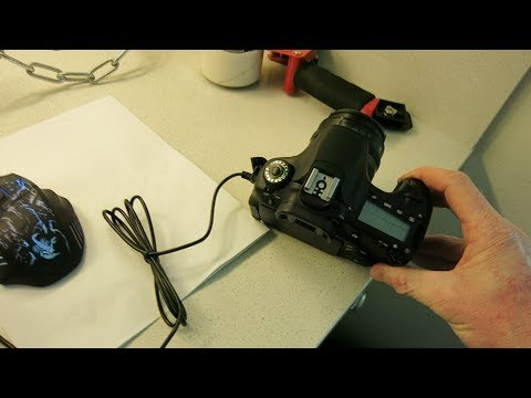 HOW TO FIND OUT CANON DSLR CAMERA SHUTTER COUNT!!