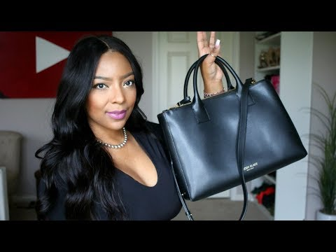 THIS TEDDY BLAKE REPLACED MY LOUIS VUITTON NEVERFULL: PACK MY NEW WORK BAG WITH ME!