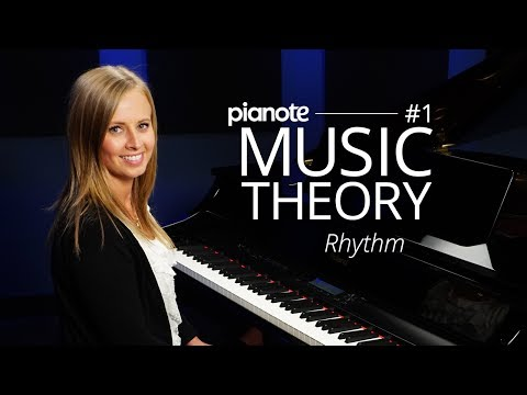 Music Theory For The Dropouts #1 - Rhythm (Piano Lesson)