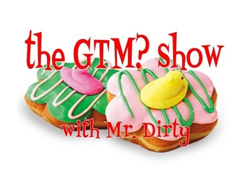 The GTM? Show - DD Peeps Donut & Cookie Dough Iced Coffee