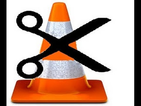 How to cut video clips using vlc