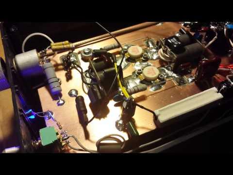 Gatekeeper 2x2SC2879 Plastic AB Biased Linear Amp
