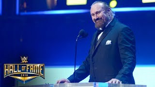 """Hillbilly Jim becomes """"the luckiest guy on earth"""": WWE Hall of Fame 2018 (WWE Network Exclusive)"""