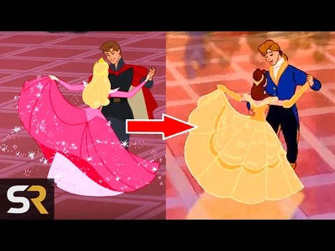 5 Disney Movies That Stole Footage From Other Films