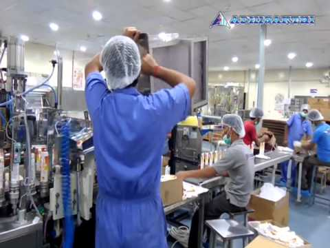 Toothpaste Manufacturing Process, Complete Toothpaste Plant, Toothpaste Making Process