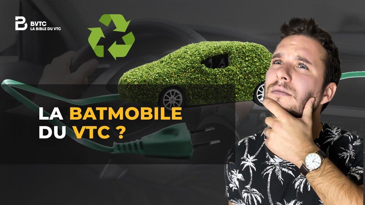 VTC: La voiture électrique est-elle rentable ?