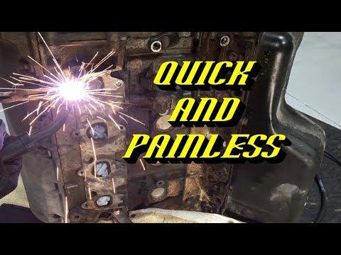 Best Way to Remove Broken Exhaust Manifold Studs?