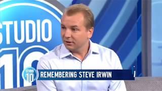 Steve Irwin S Last Words Interview With His Underwater Cameraman Part