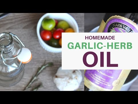 GARLIC-HERB-INFUSED OIL   MAGICAL BUTTER MACHINE   BEGINNER FRIENDLY   #KetogenicDiet    #GFCF