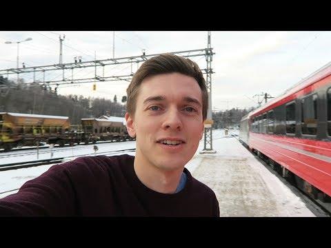 Beautiful Train Journey Across Norway - Bergen Railway