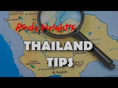 Thailand Tips: Working legally in Thailand, a brief guide