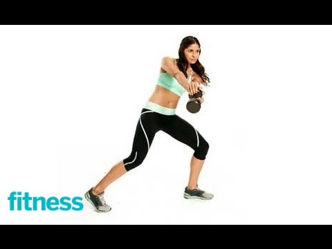 Full Body Workout: Firm Up, Slim Down Workout | Fitness