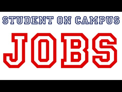 How to get an On Campus Job in US University   That Indian Guy