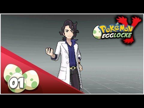 Pokémon Y Egglocke | Episode 1 - Egg-cellent Beginnings!