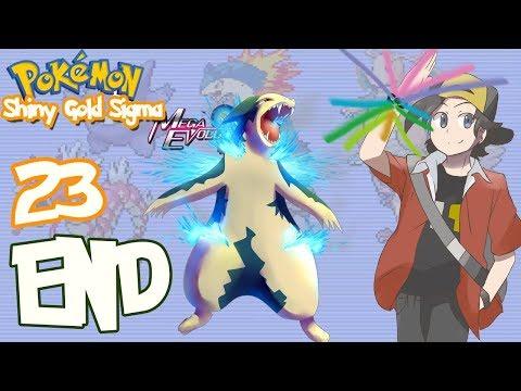 Pokémon Shiny Gold Sigma : Mega Evolution #23 การต่อสู้ครั้งสุดท้าย ! [END]