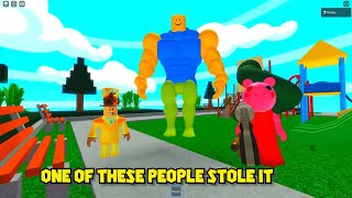 Who Stole My Robux?