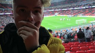 My First England Game.. [England VS Germany]