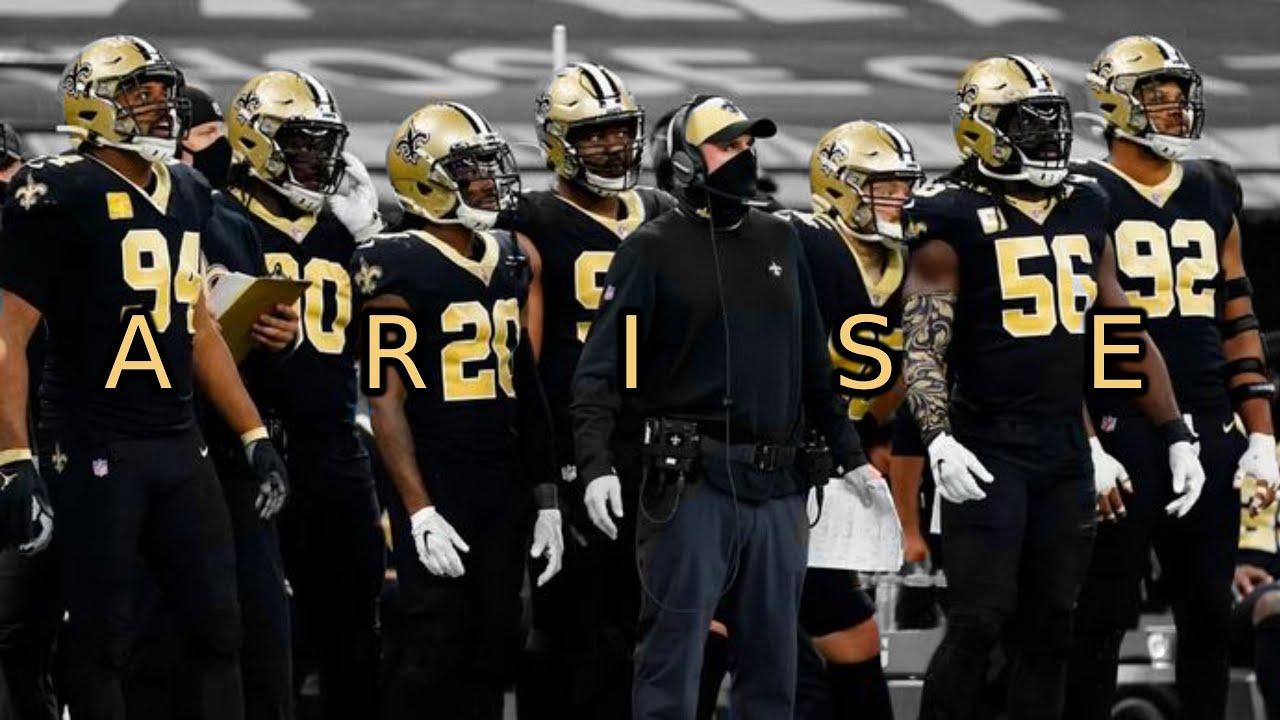 "Saints Defensive Highlights | ""Arise"" (2020 Season: Weeks 8-13) ᵂᴰ⁴ᴸ"