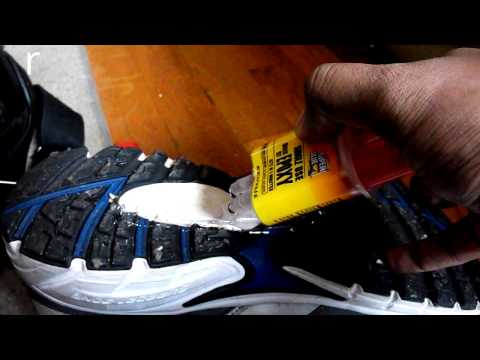 Crazy Shoe Hack: Get more Grip for Slippery shoes